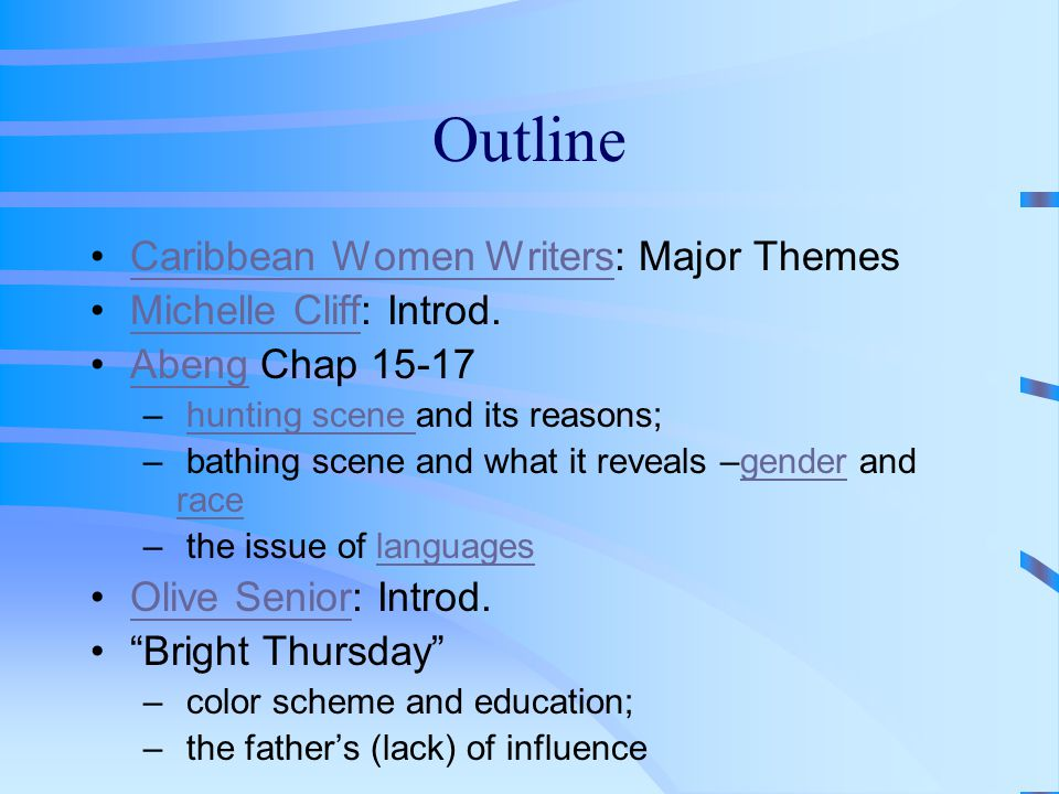 Color System in the Caribbean Society Ms.