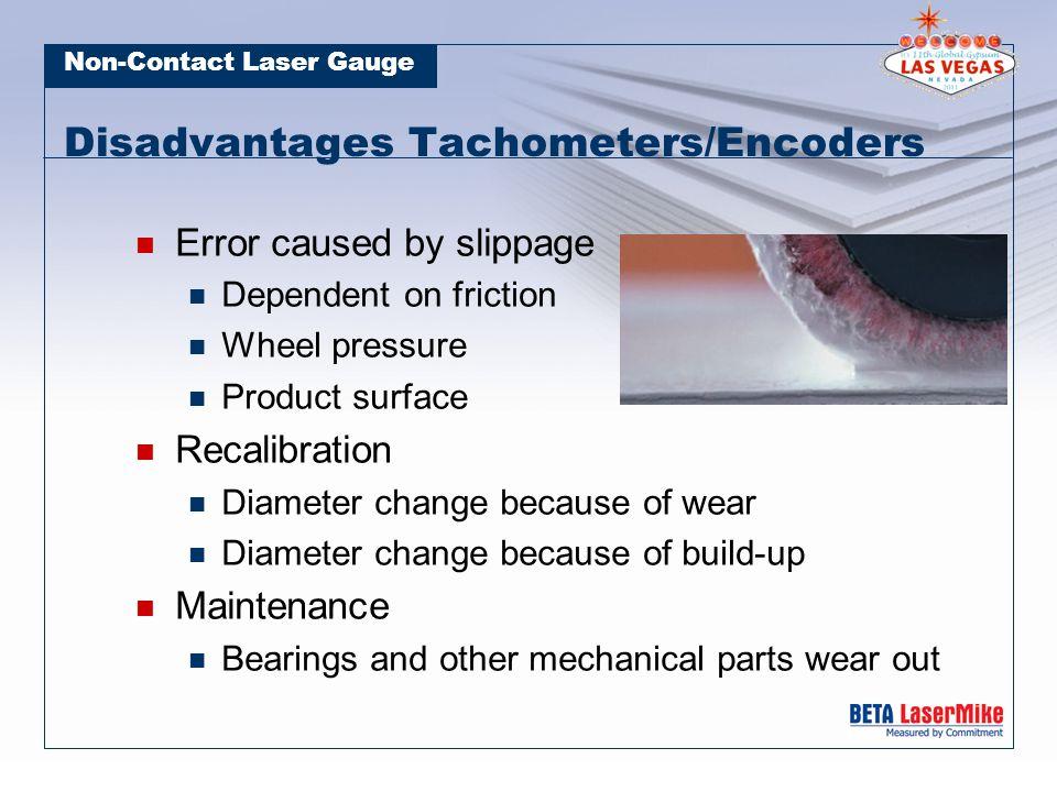 Non-Contact Laser Gauge Non-Contact Gauge Block Diagram - Dual-Beam Laser Interferometer Measurement Region Product Diode Laser Optical Beam Splitter Photo -Detector Receiving Lens (15mm) Received Light Fringe Direction Acusto-Optical Modulator