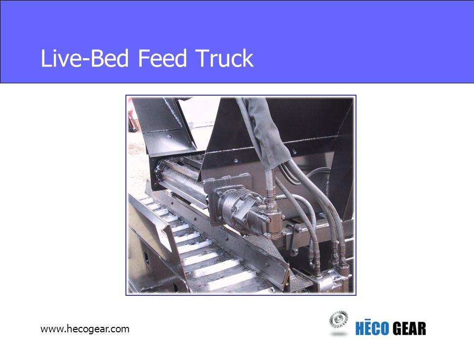 www.hecogear.com Live-Bed Feed Truck