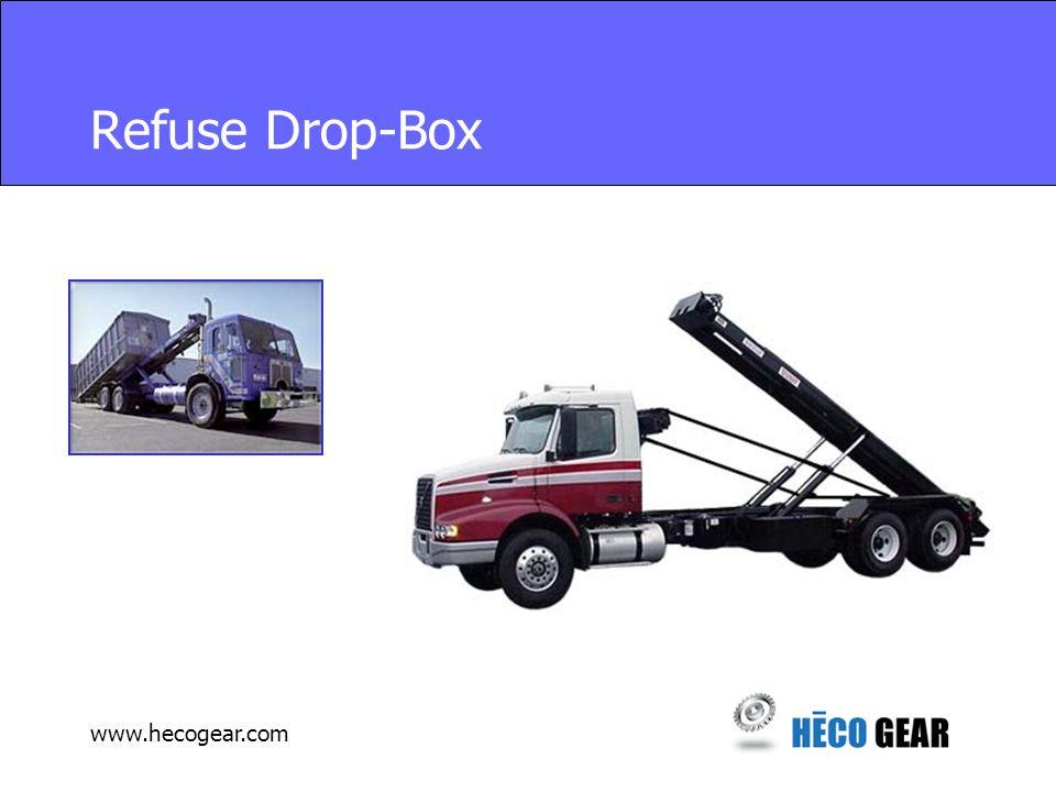 www.hecogear.com Refuse Drop-Box