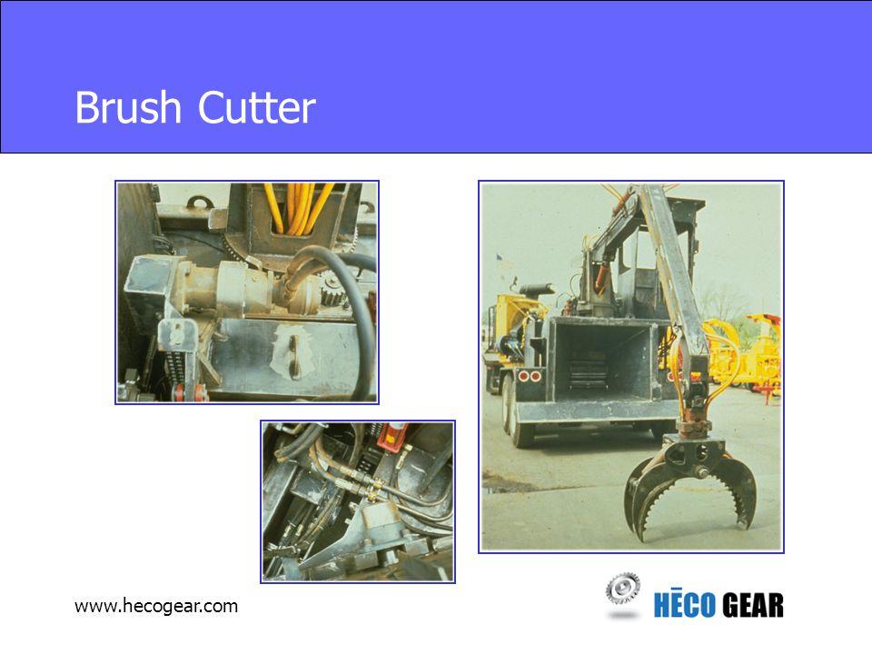 www.hecogear.com Brush Cutter