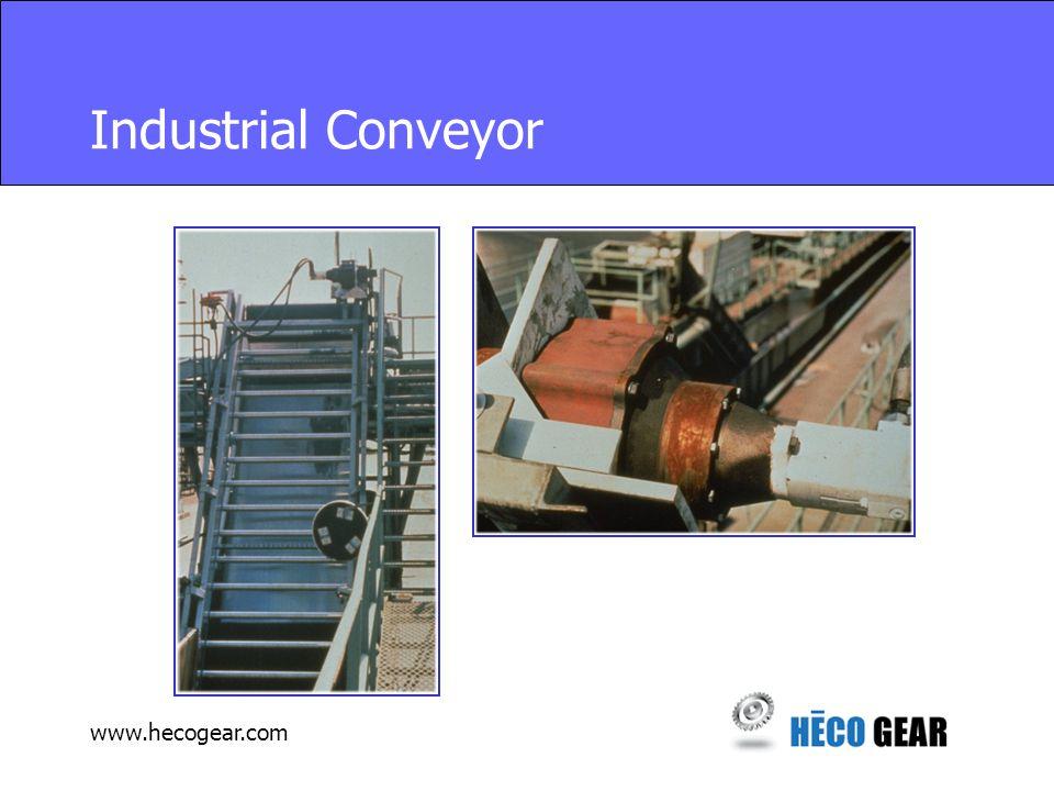 www.hecogear.com Industrial Conveyor