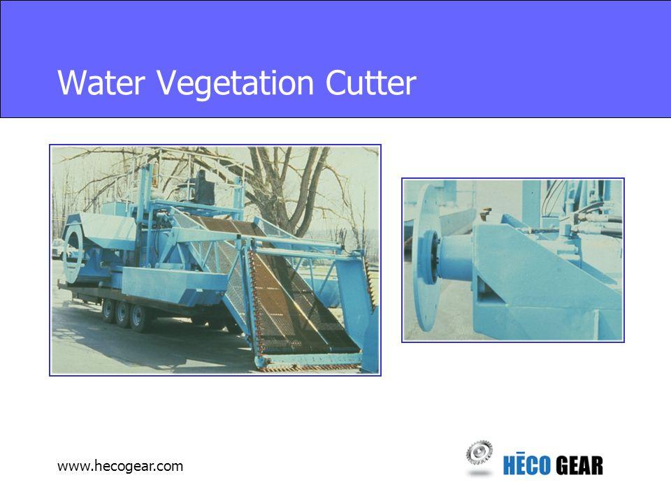 www.hecogear.com Water Vegetation Cutter