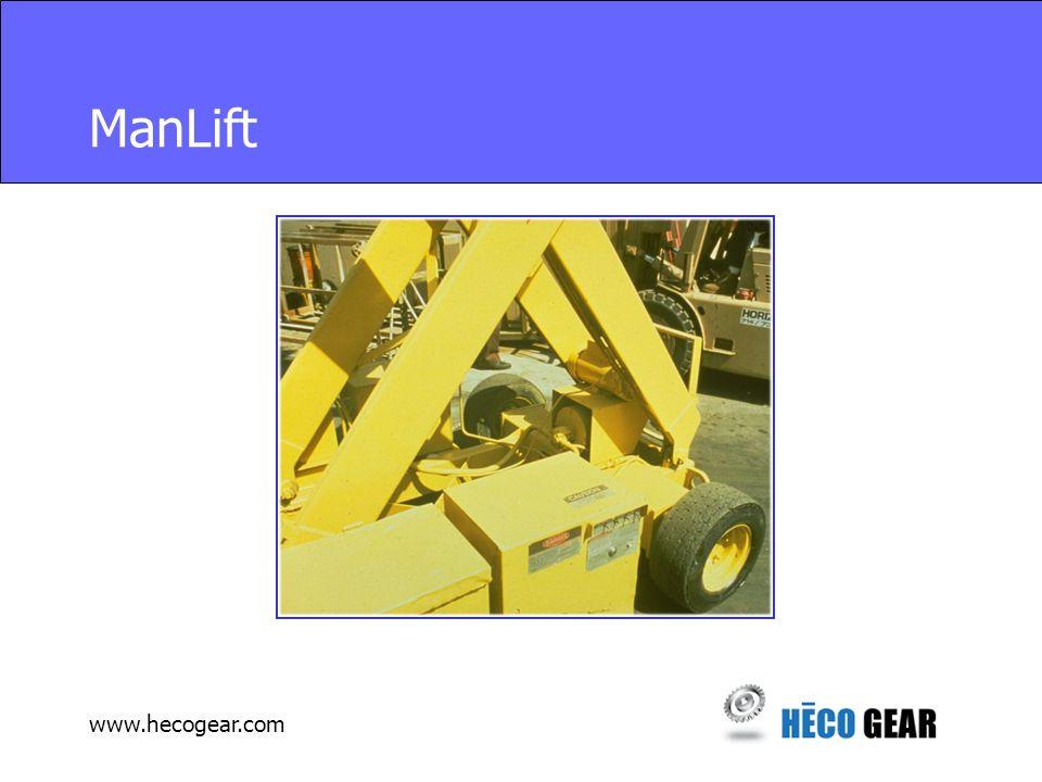 www.hecogear.com ManLift