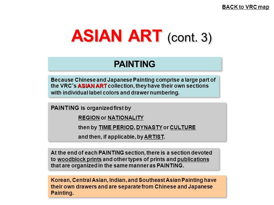 ASIAN ART (cont.