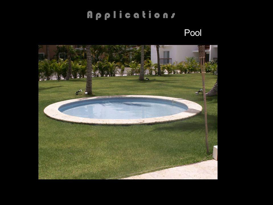 A p p l i c a t i o n s Pool