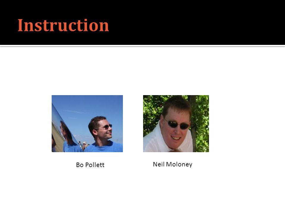 Bo Pollett Neil Moloney