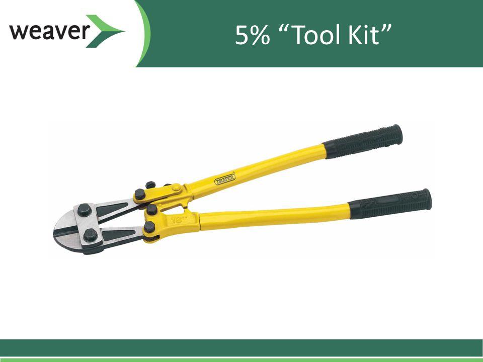 5% Tool Kit