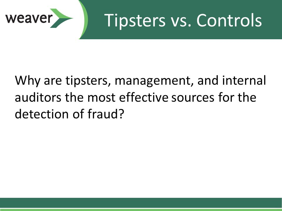 Tipsters vs.