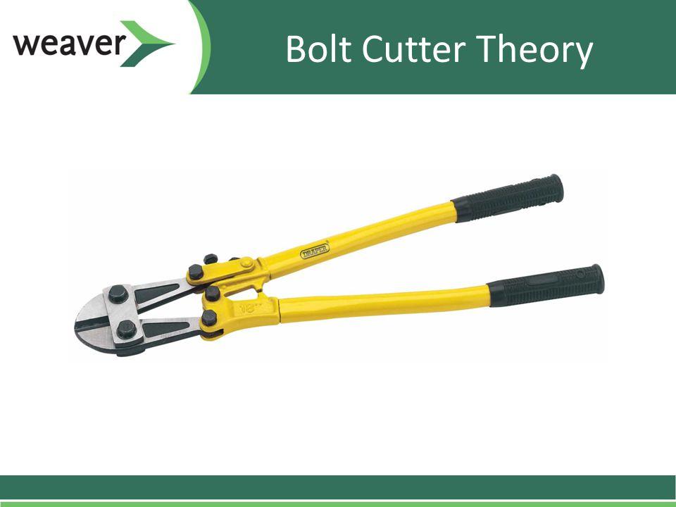 Bolt Cutter Theory