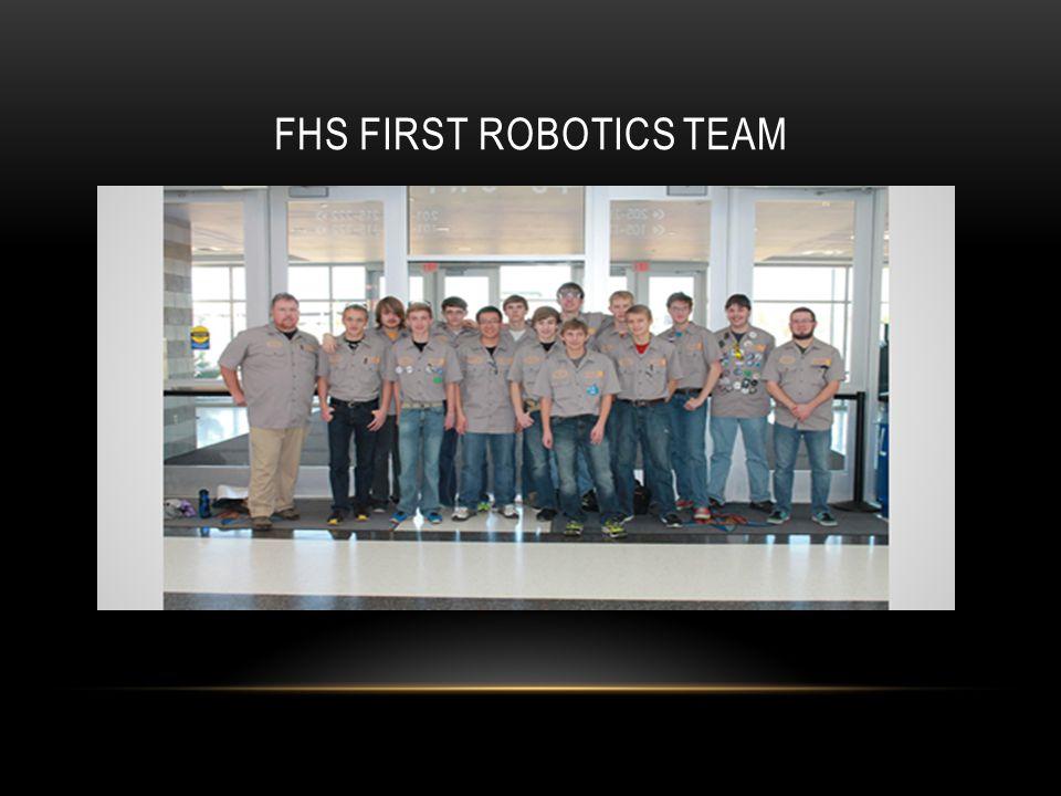 FHS FIRST ROBOTICS TEAM
