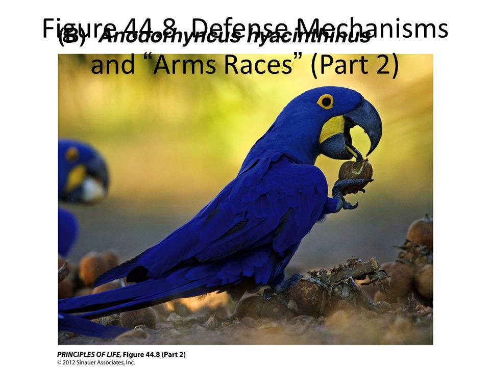 "Figure 44.8 Defense Mechanisms and ""Arms Races"" (Part 2)"