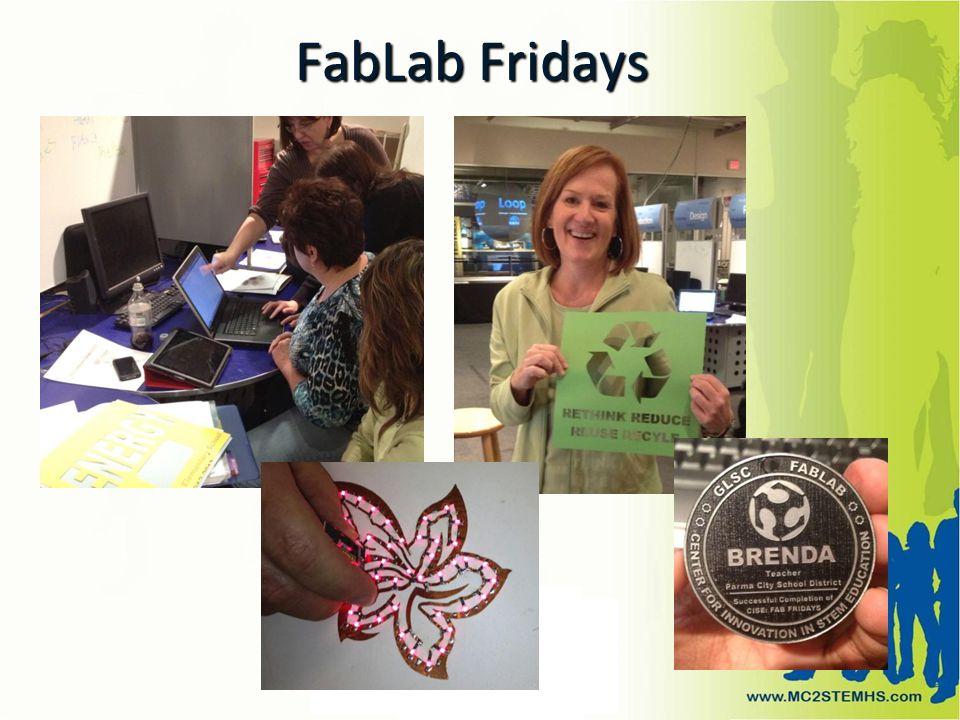 FabLab Fridays