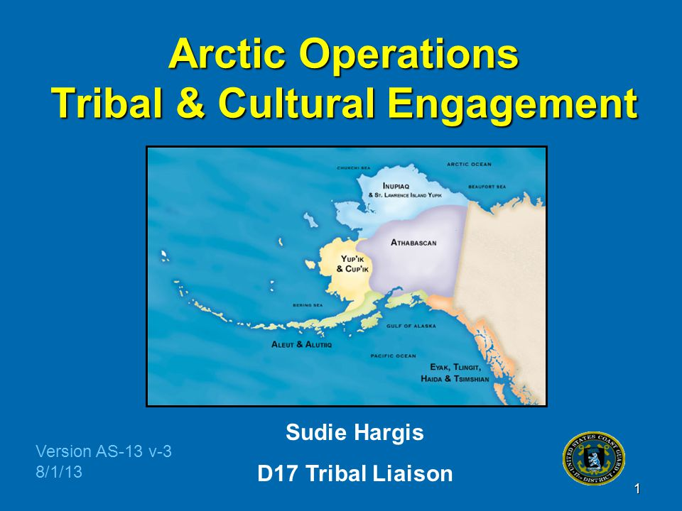 CG Arctic Mission Why do we conduct missions in the arctic.