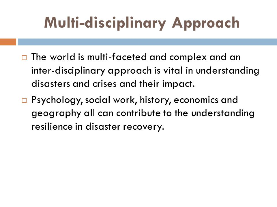 Resiliency  Research has shown that the psychological prepared, socially connected and economically resourced tended to be more resilient:  the poor, due to limited choices and living in vulnerable neighborhoods such as over-crowded environment,  more likely to live in high-risk areas with decreased resiliency.