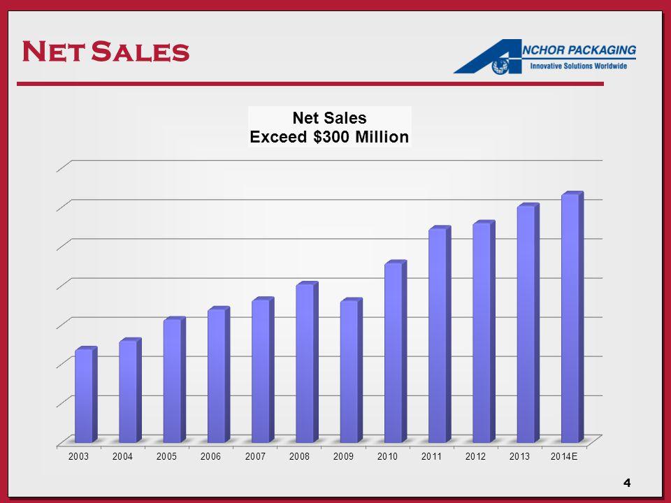 4 Net Sales