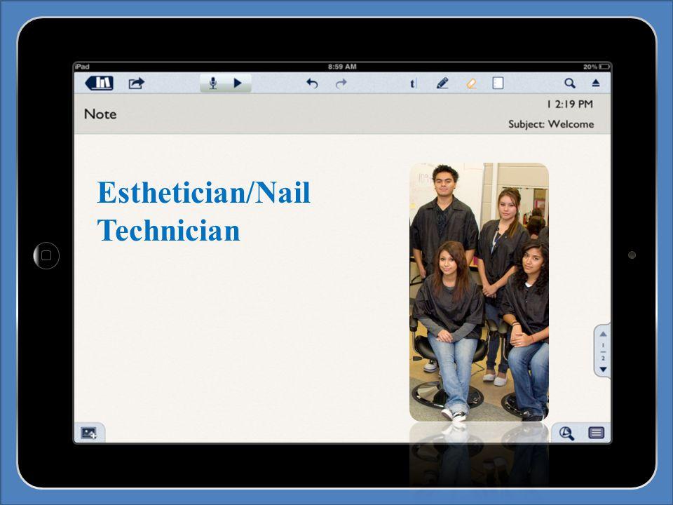 Esthetician/Nail Technician