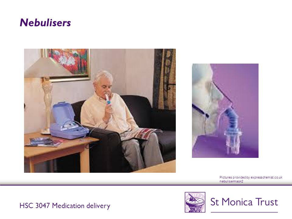 Nebulisers HSC 3047 Medication delivery Pictures provided by expresschemist.co.uk nebulisermask2