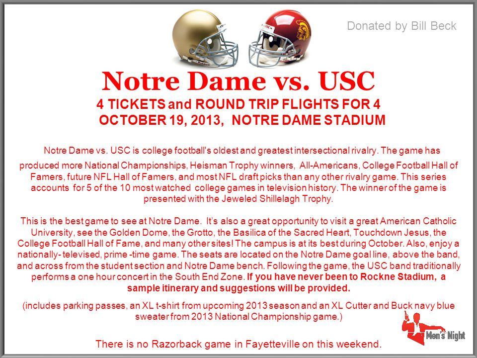 Notre Dame vs.