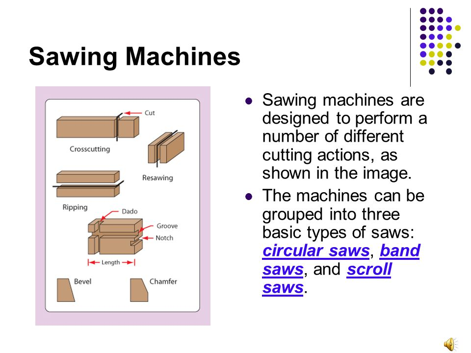 Turning Machines Turning machines use a process in which a workpiece is held and rotated on an axis.
