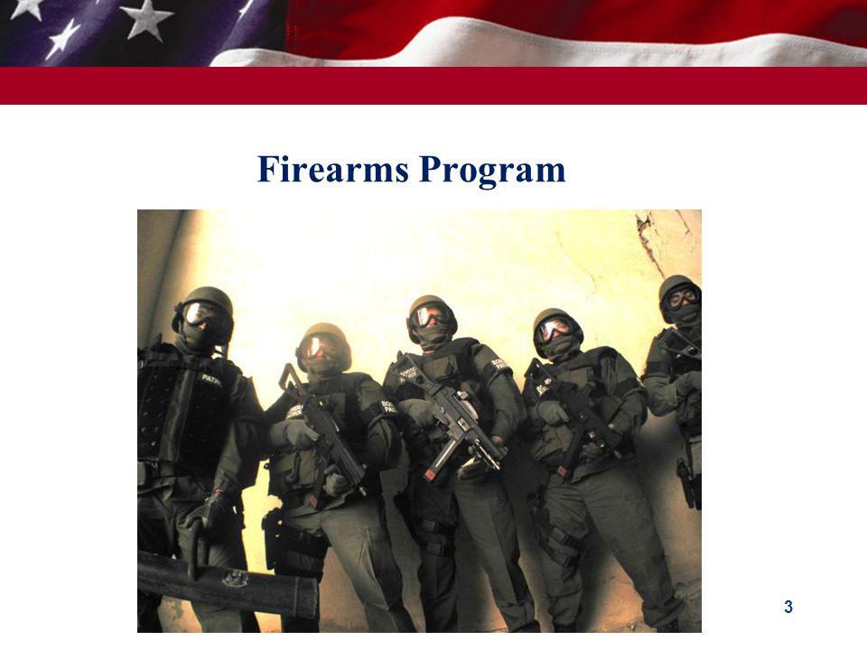 Firearms Program 3