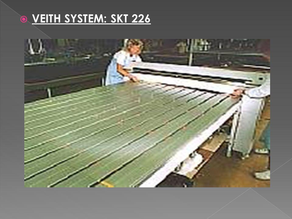  VEITH SYSTEM: SKT 226