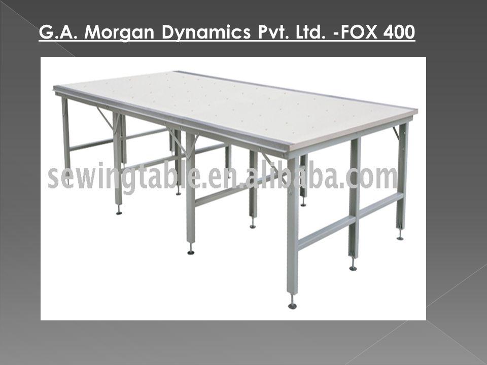 G.A. Morgan Dynamics Pvt. Ltd. -FOX 400