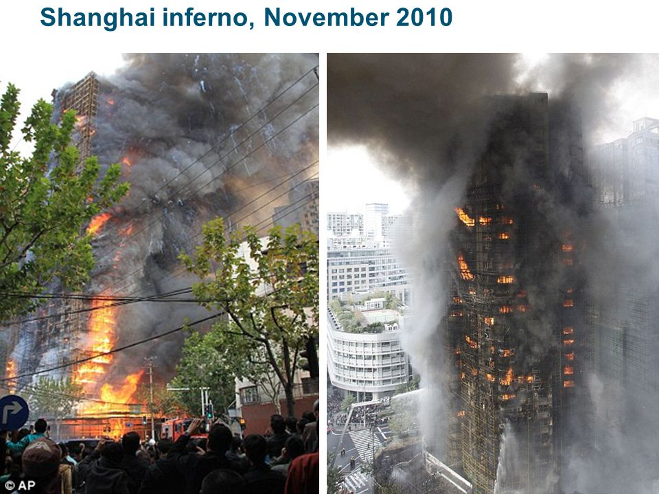 49 Shanghai inferno, November 2010