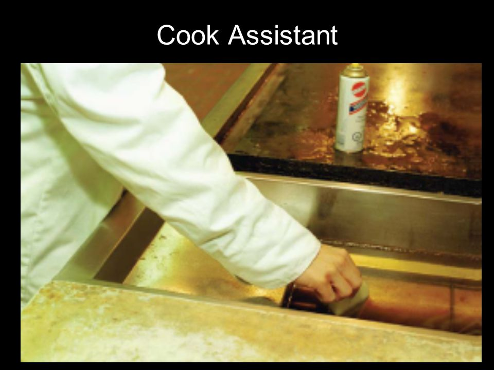 Cook Assistant