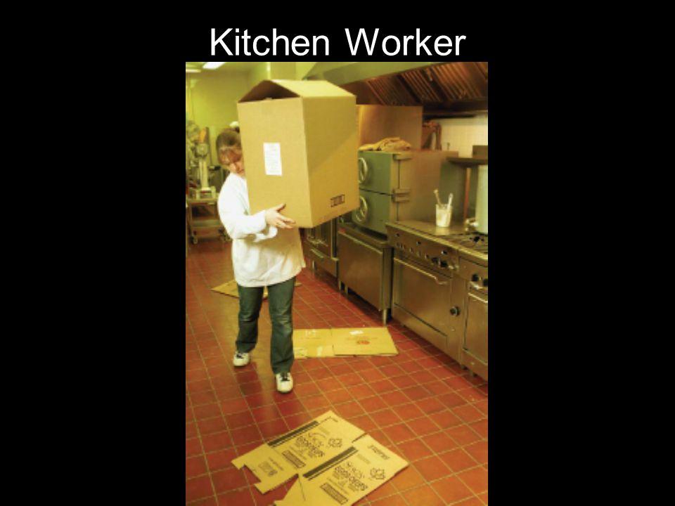 Kitchen Worker