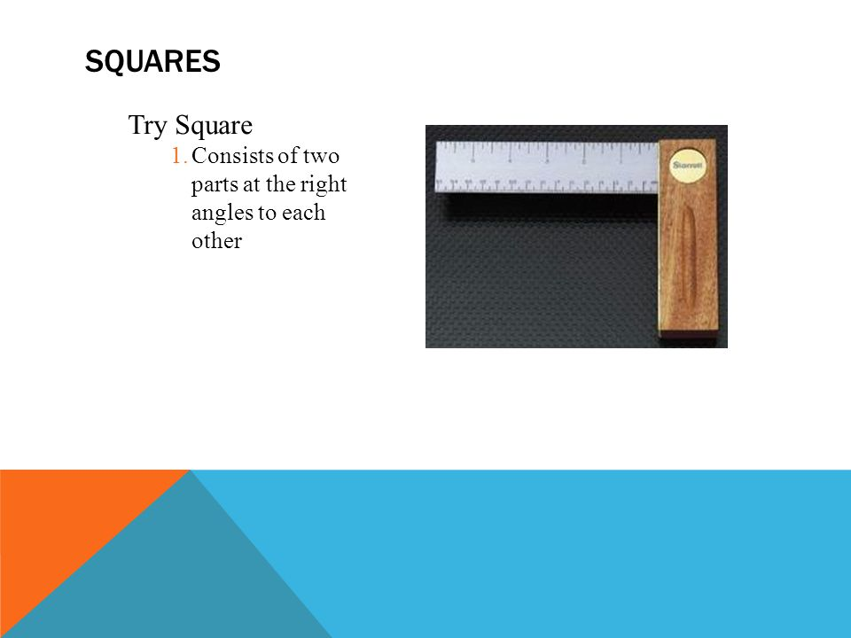 Try Square 1.Consists of two parts at the right angles to each other SQUARES