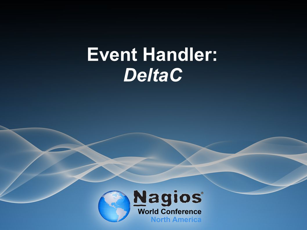 Event Handler: DeltaC