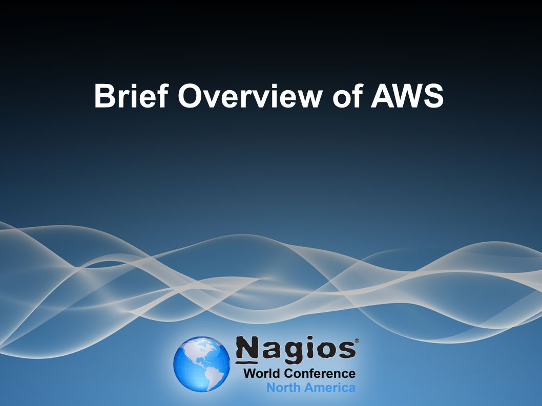 Brief Overview of AWS