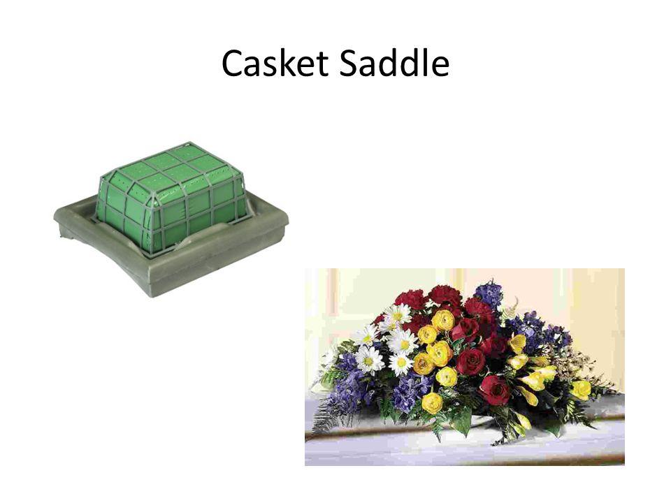 Casket Saddle