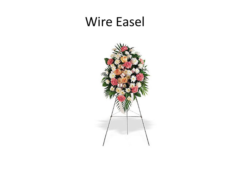 Wire Easel