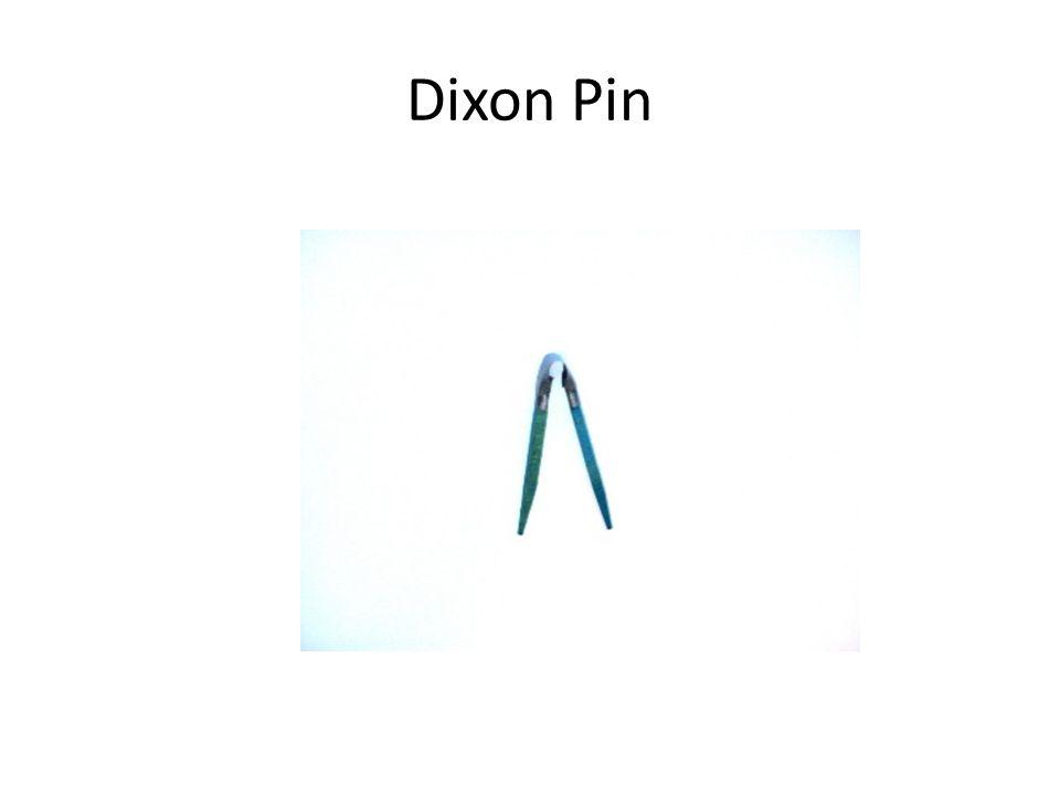 Dixon Pin