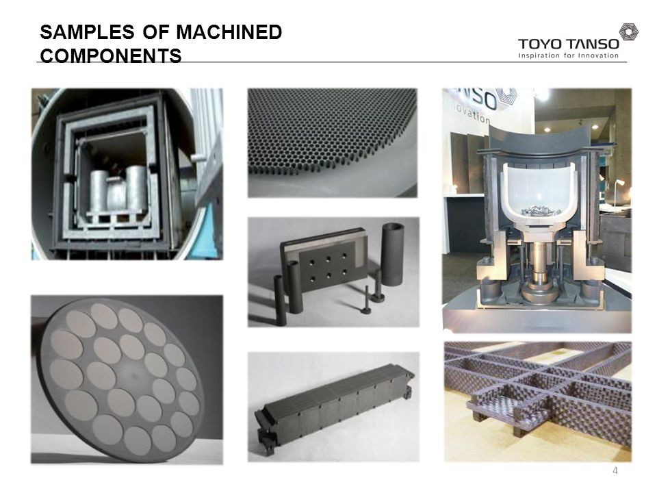 SAMPLES OF MACHINED COMPONENTS 4