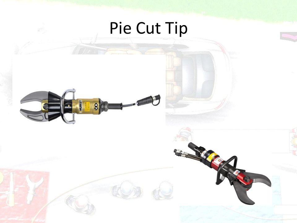 Pie Cut Tip