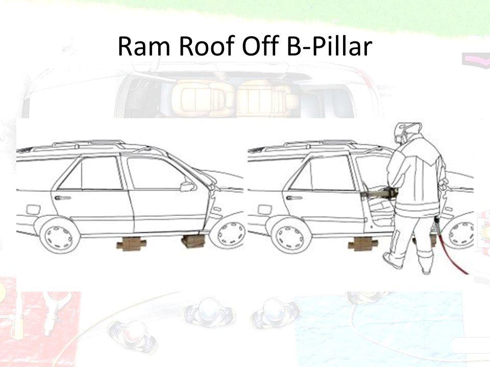 Ram Roof Off B-Pillar