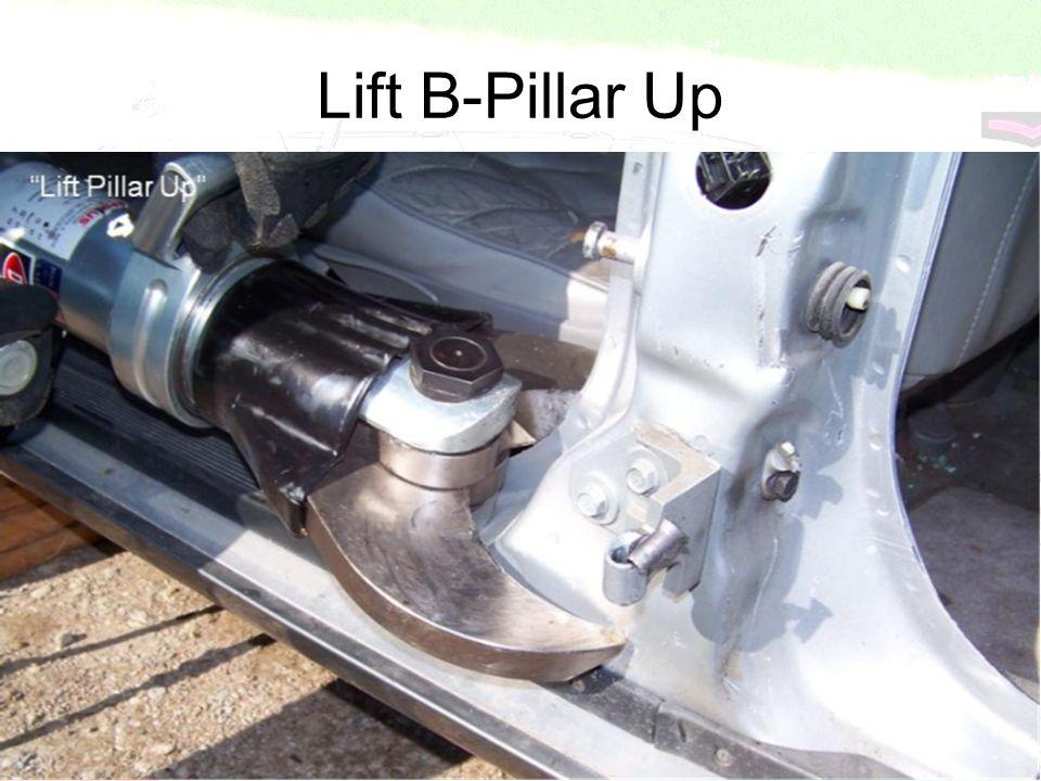 Lift B-Pillar Up