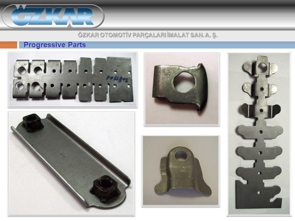 Progressive Parts ÖZKAR OTOMOTİV PARÇALARI İMALAT SAN. A. Ş.