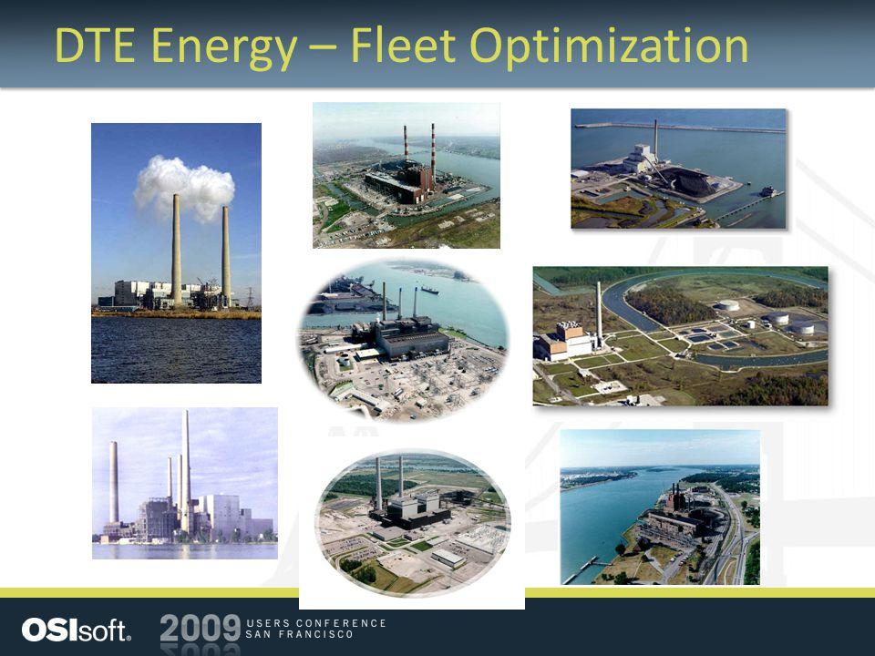 DTE Energy – Fleet Optimization