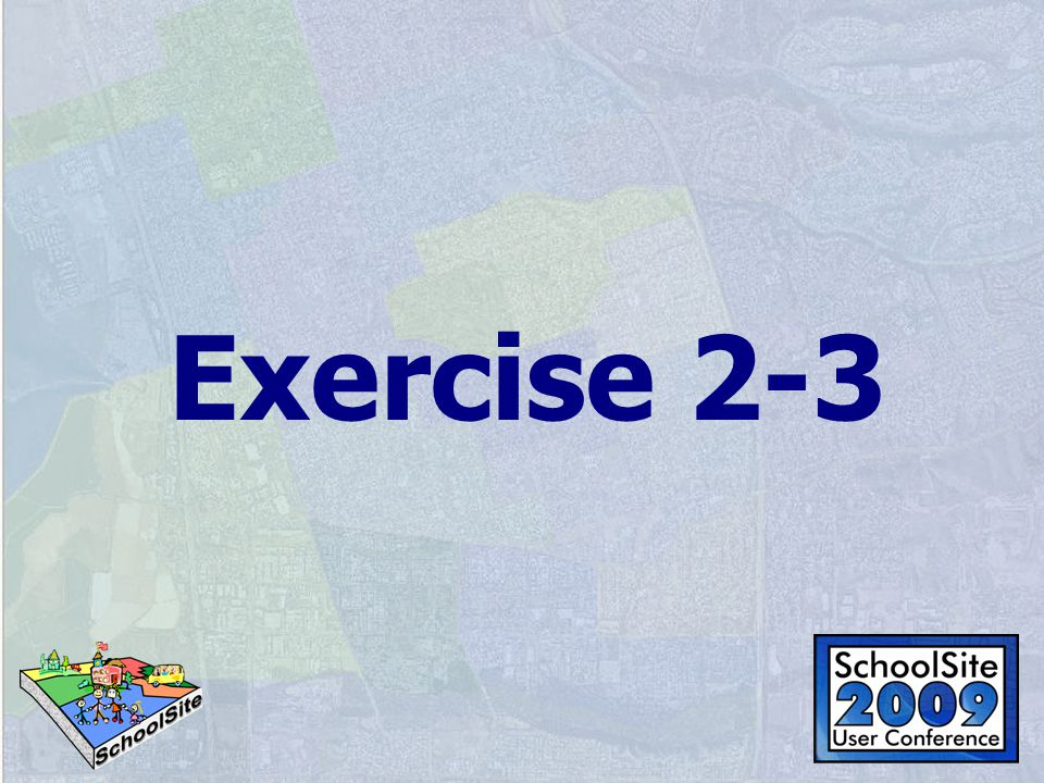 Exercise 2-3