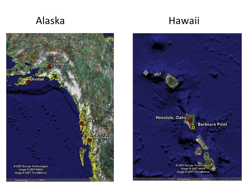 AlaskaHawaii