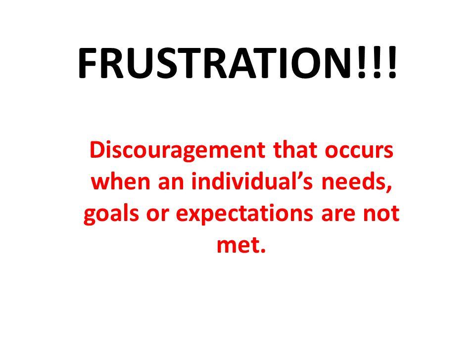FRUSTRATION!!.