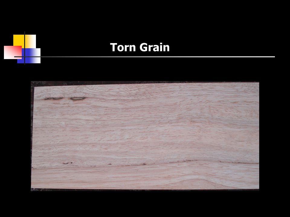 Torn Grain