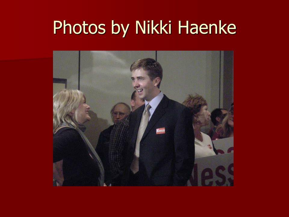 Photos by Nikki Haenke