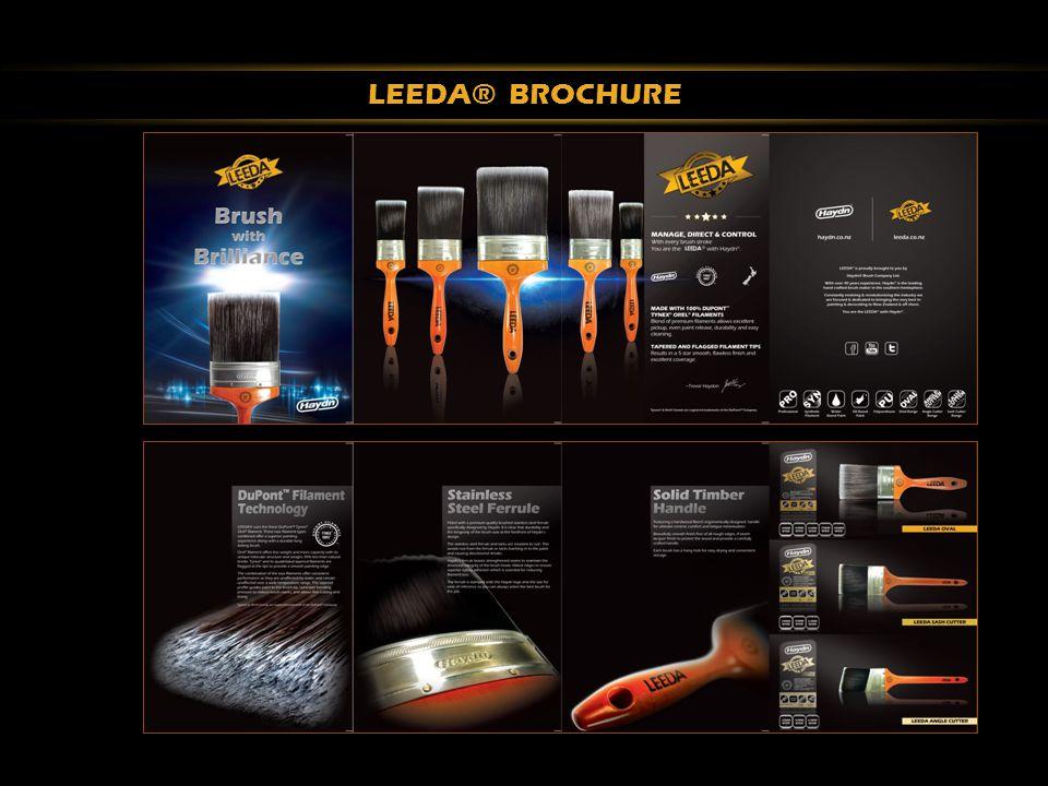 LEEDA® BROCHURE