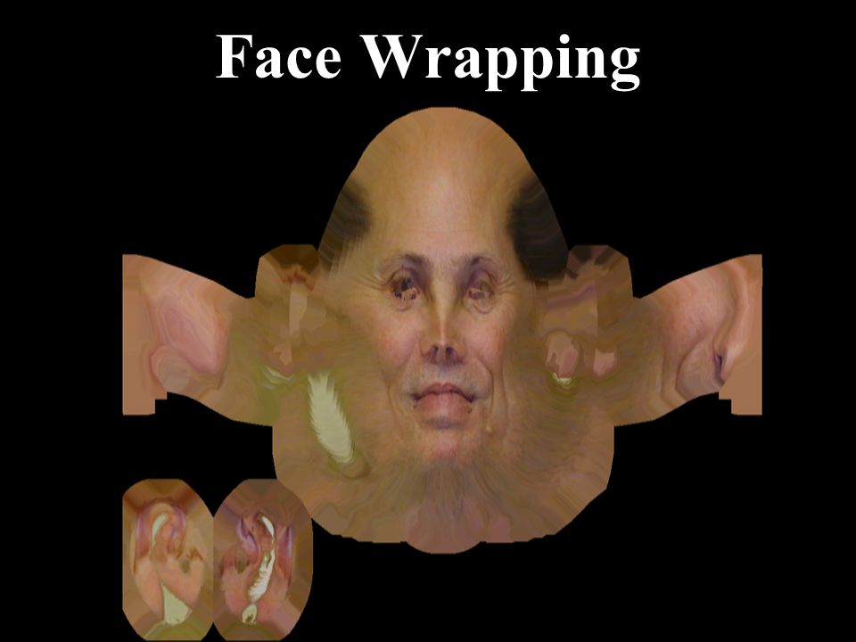 Face Wrapping