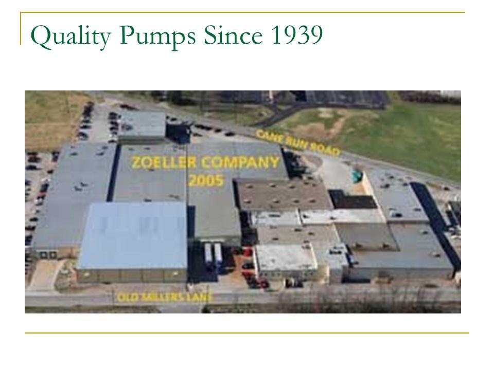 Quality Pumps Since 1939